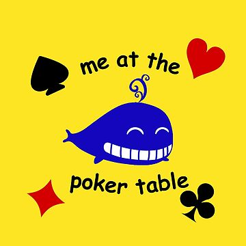 Me at the poker table, a big fish. by PaulS34