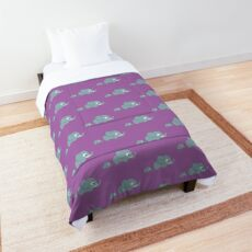 Cute Elephants Comforter