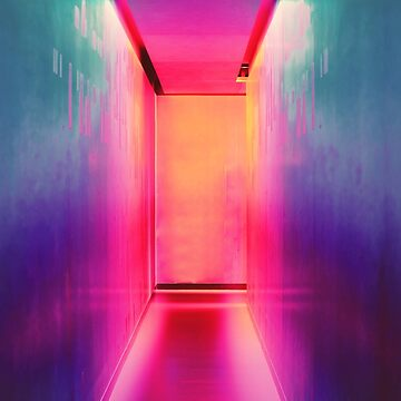 Outrun Doorway by SWMOApparel