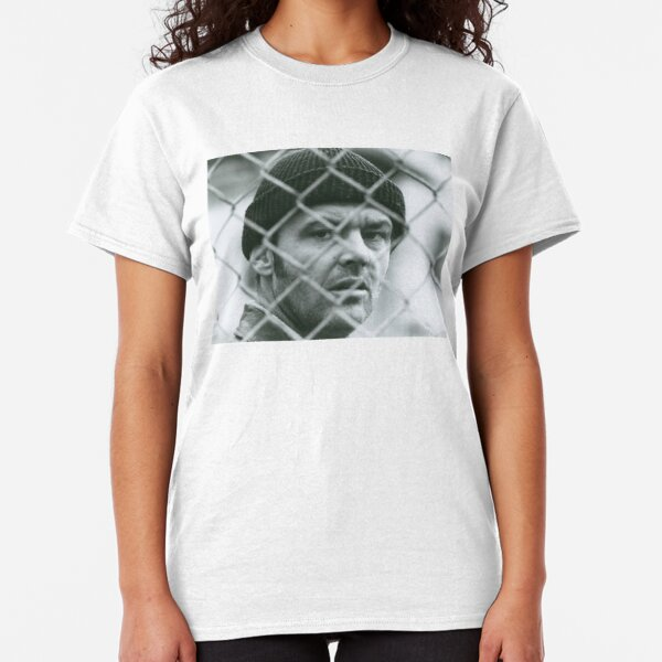 One Flew Over the Cuckoos Nest Classic T-Shirt