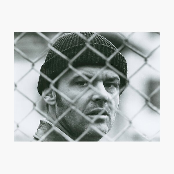 One Flew Over the Cuckoos Nest Photographic Print