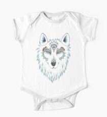 Wolf Design Kids Clothes