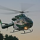 G-SASR Air Ambulance by RedHillDigital