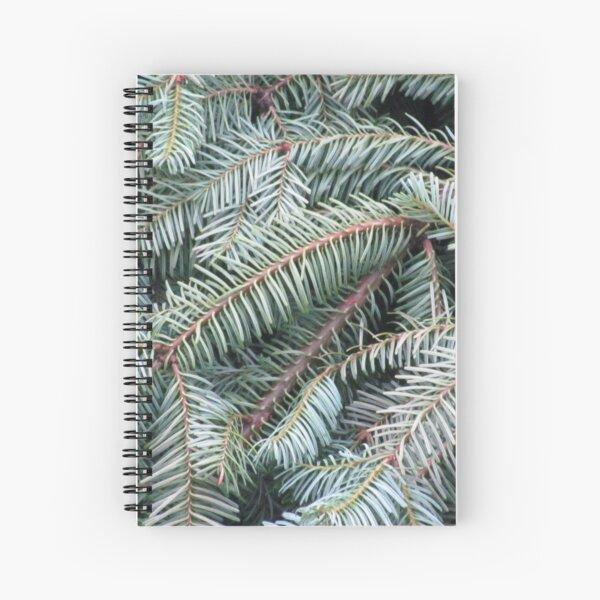 Pine Spiral Notebook