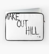 Make Out Hill Laptop Sleeve