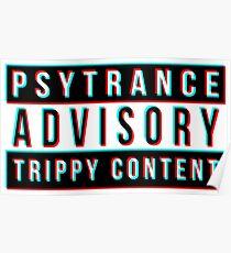 Psytrance Poster