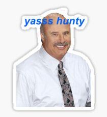 dr phil meme sticker Sticker