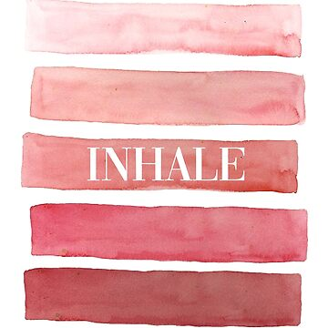 INHALE (Matching Exhale) by Claireandrewss