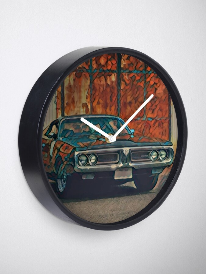 Alternate view of 1971 Dodge Charger 383 Magnum Clock