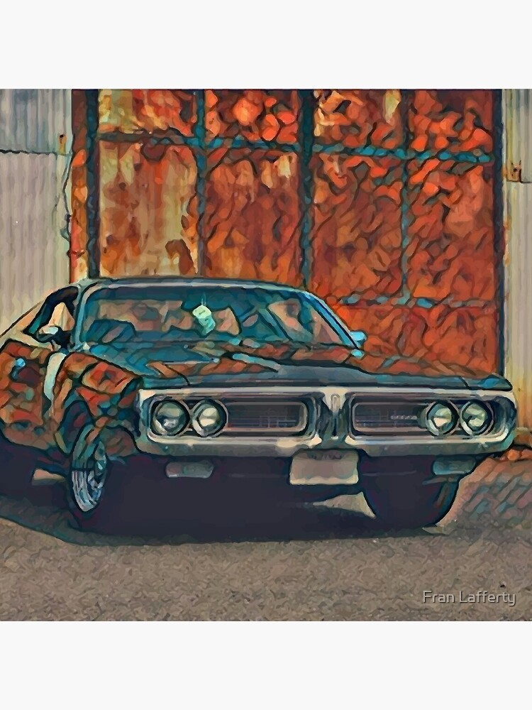 1971 Dodge Charger 383 Magnum by FranLafferty