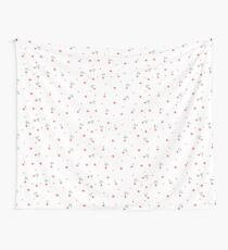 Extra Small Cherries Wall Tapestry