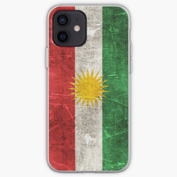 Coques et étuis iPhone sur le thème Drapeau Du Kurdistan   Redbubble