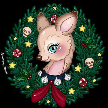 Christmas Creatures by CherryMartini