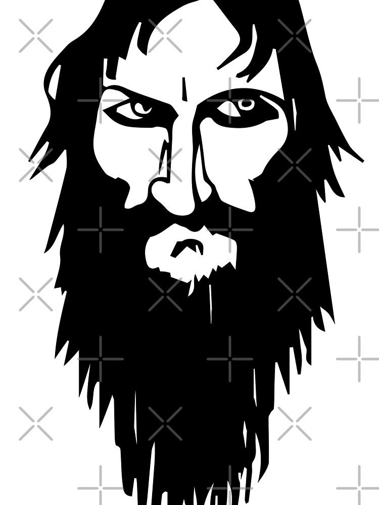 Grigori Rasputin by kislev