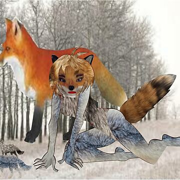 The Fox/ pattern  (5112 Views) by aldona