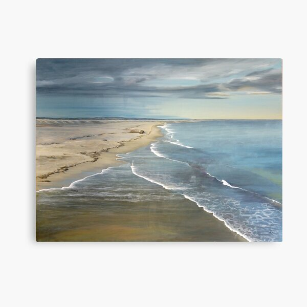 Infinity - oil on canvas   by Avril Thomas Canvas Print