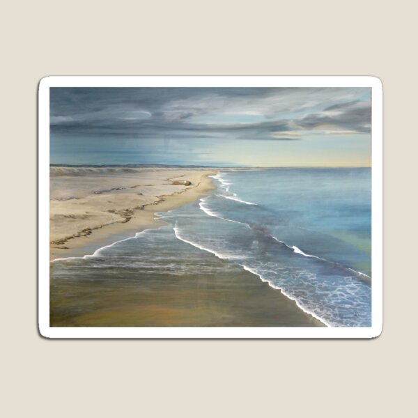 Infinity - oil on canvas   by Avril Thomas Magnet