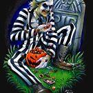 Juicy Halloween by zackbrownart