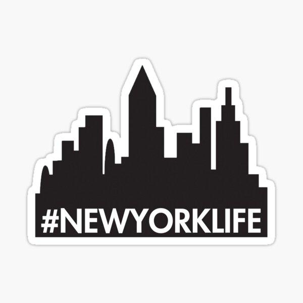 New York Life Sticker