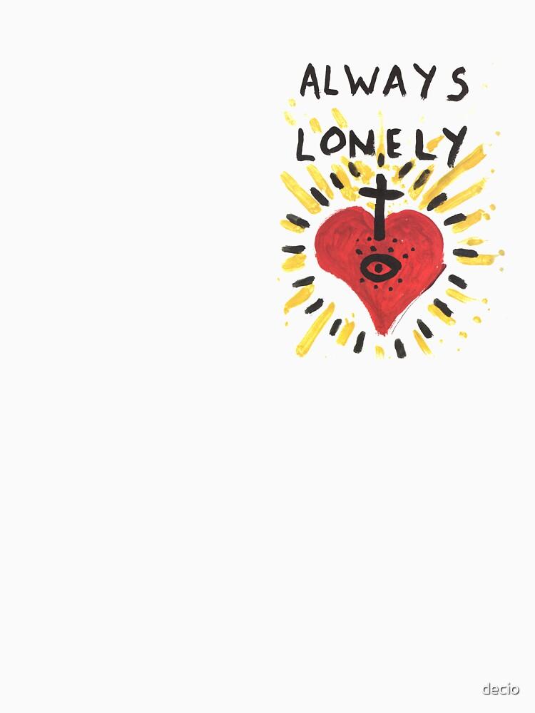 Immer einsam von decio