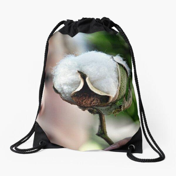 Pima Cotton Drawstring Bag