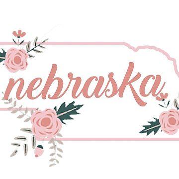 Estado floral de Nebraska de baileymincer