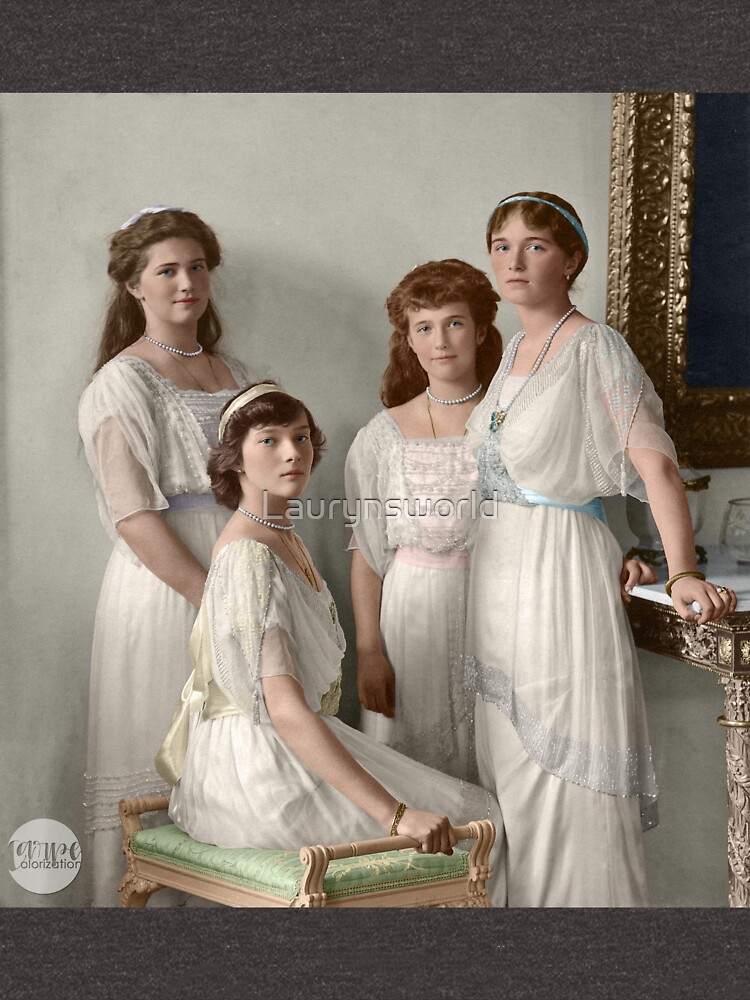 OTMA 1914 Formal - Colorized by Laurynsworld