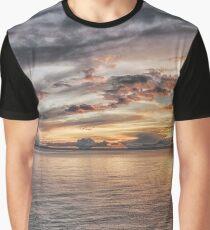 Bellingham Sunset Graphic T-Shirt