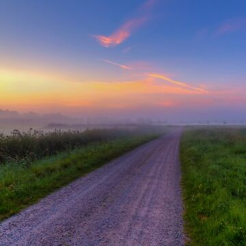 The Morning's Atmosphere by wekegene