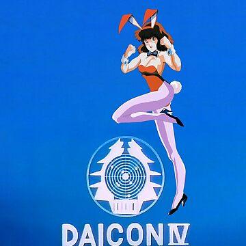Daicon IV Bunny Girl by VivaLaAnime