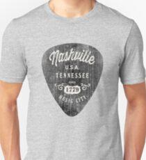 6bb21dc1 Nashville music city Slim Fit T-Shirt