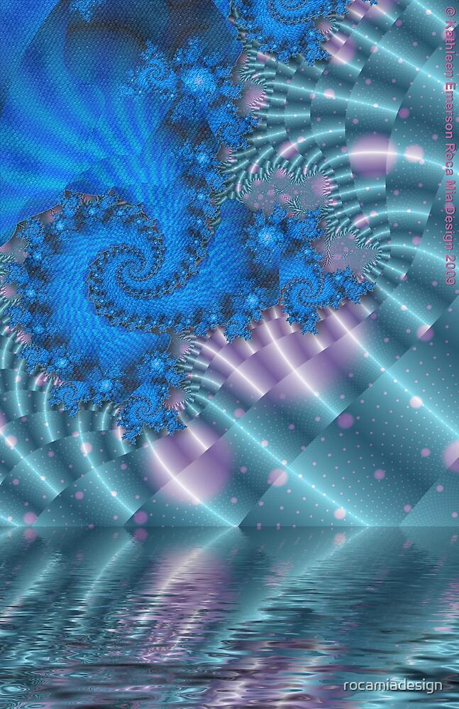 Dragon's Descent by rocamiadesign