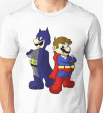 Mario Bros Super Heroes T-Shirt