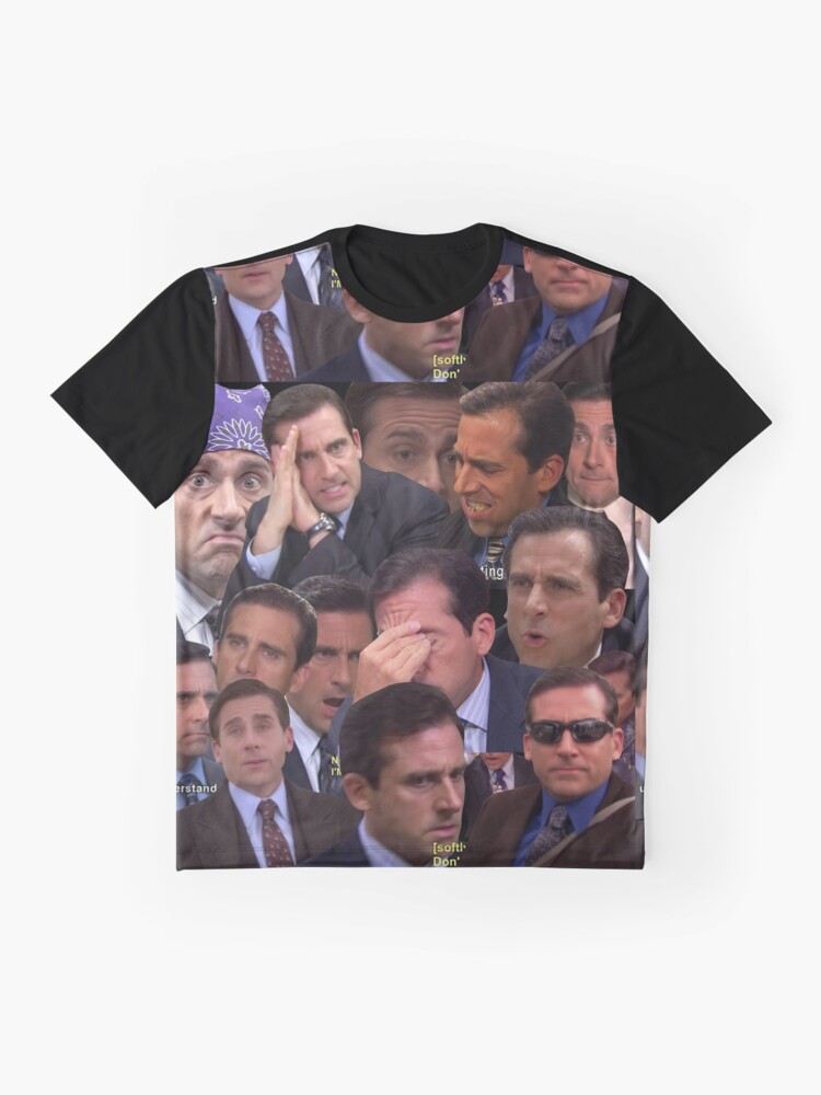 Alternative Ansicht von Das Office-Set Grafik T-Shirt