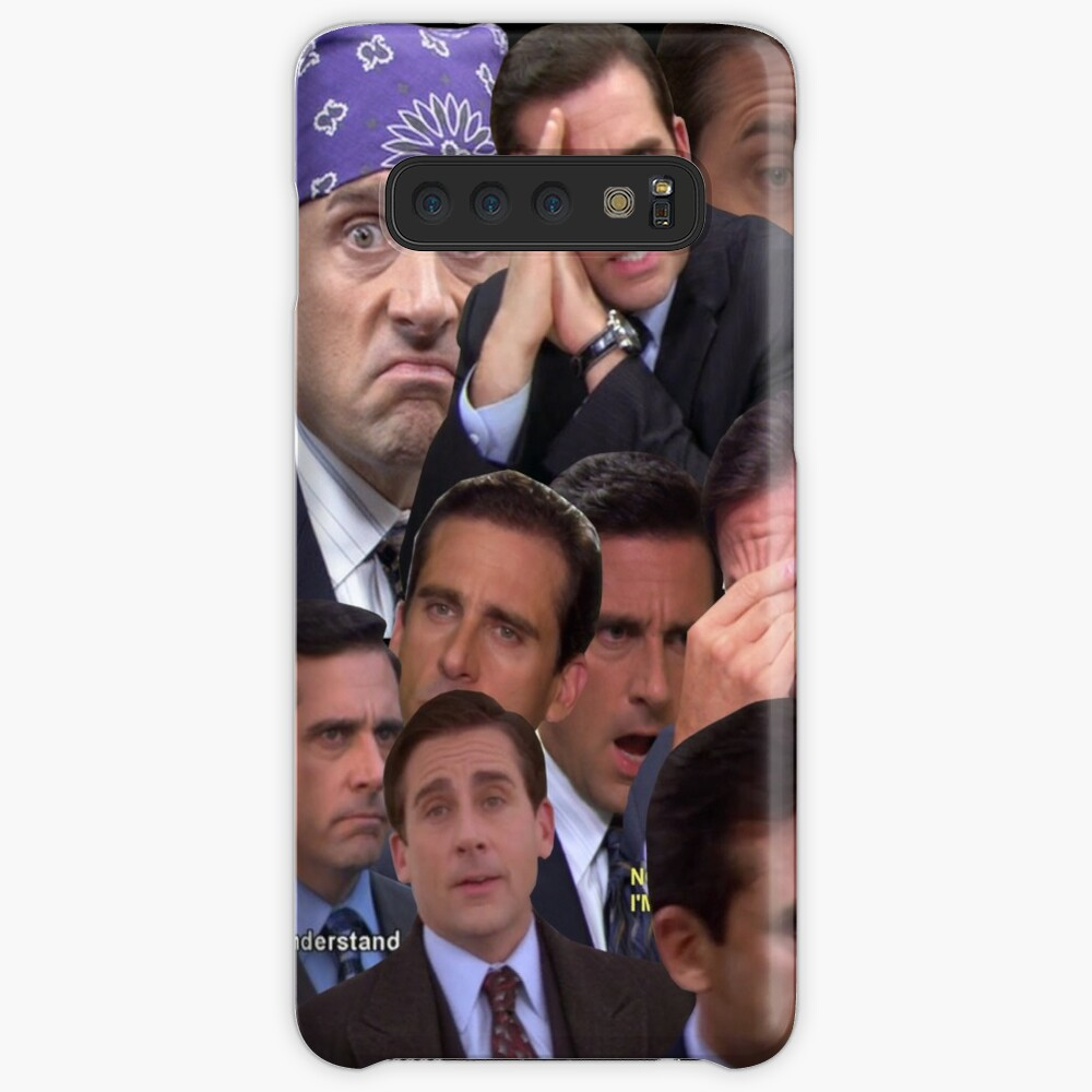 The Office Set Case & Skin for Samsung Galaxy
