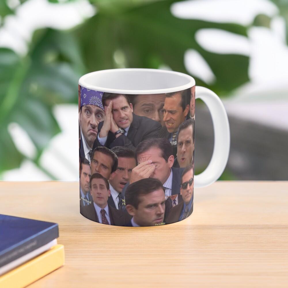 The Office Set Mug