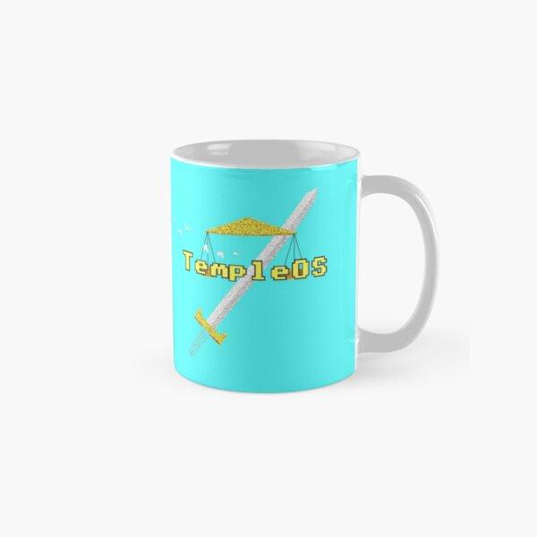 Temple OS Classic Mug