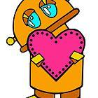 Little Love Bot by Cindy Thornton
