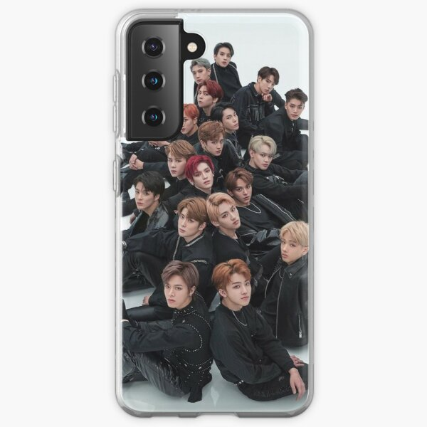 NCT 2018 EMPATHY Samsung Galaxy Soft Case