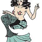 Fishnet Mermaid by SophieJewel