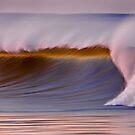 Rainbow Wave by David Orias