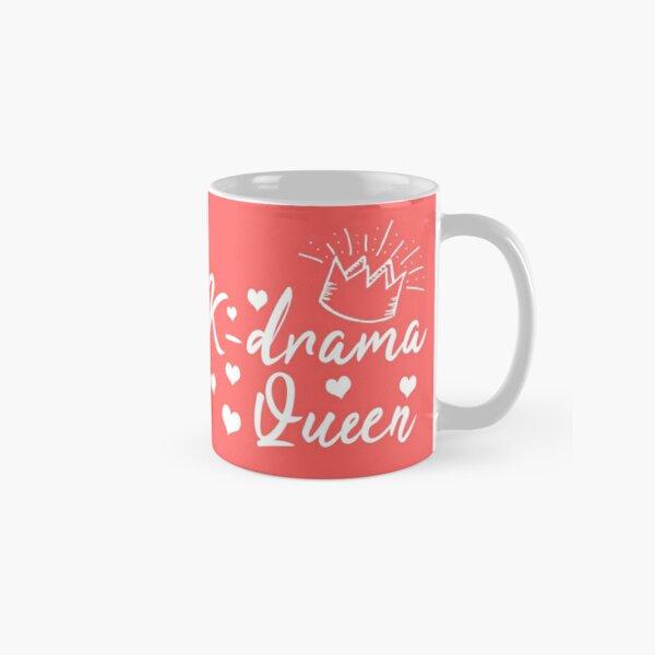 K-Drama Queen - K-Drama Fan Gift Classic Mug