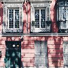 A Pink Parisian Home by AlexandraStr