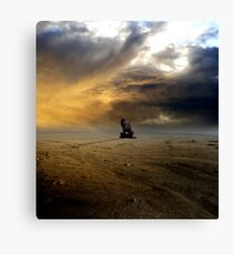Desolate Hope Canvas Print