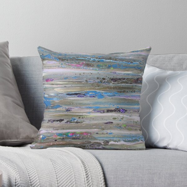 Grey passion Coussin