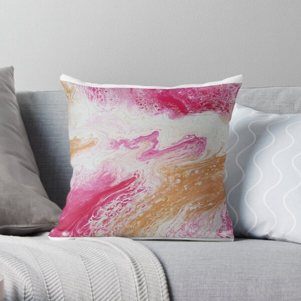 Rose gold Coussin