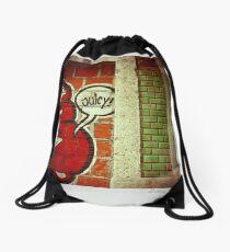 Juicy Polaroïd Drawstring Bag