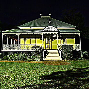 Wynnum Shire Clerk's Cottage HDR by Wayne48