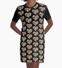 The Love of Trees Graphic T-Shirt Dress