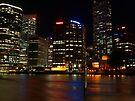 Holman Street view of Brisbane City by W E NIXON  PHOTOGRAPHY